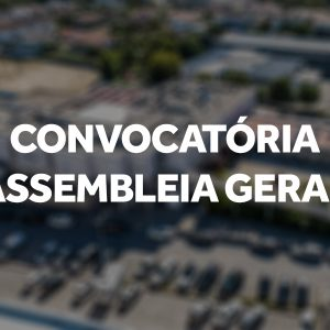 Convocatória Assembleia Geral Ordinária